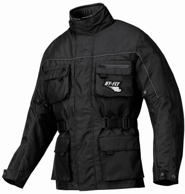 Hy Fly Downtown jacket Black