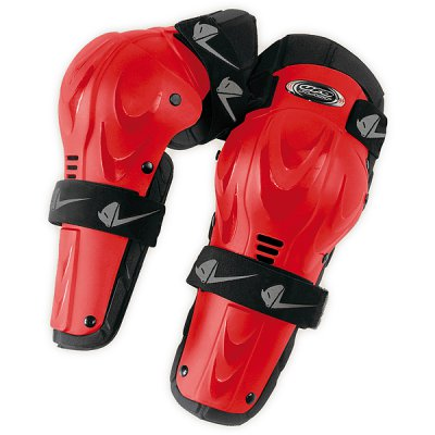 Pair knee jointed cross UFO Professional Red