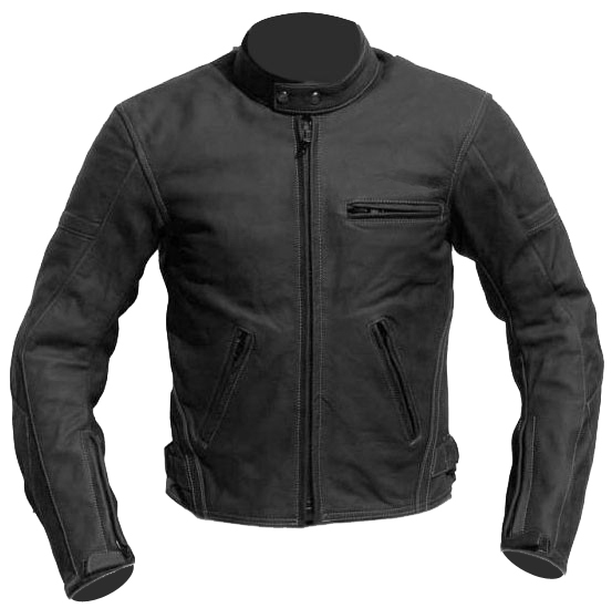 Giacca moto pelle Vand Indy
