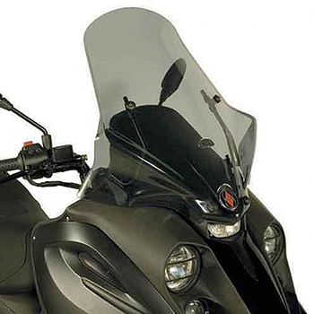 GIVI 340D Parabrezza specifico fumè 64 x 54 cm