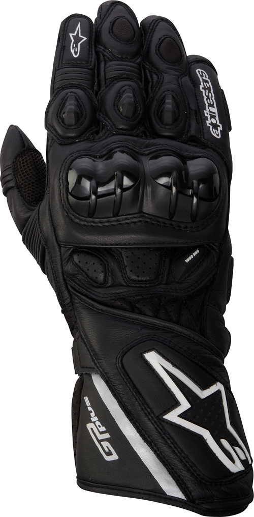 Alpinestars Gp PLus 2013 motorcycle leather gloves black
