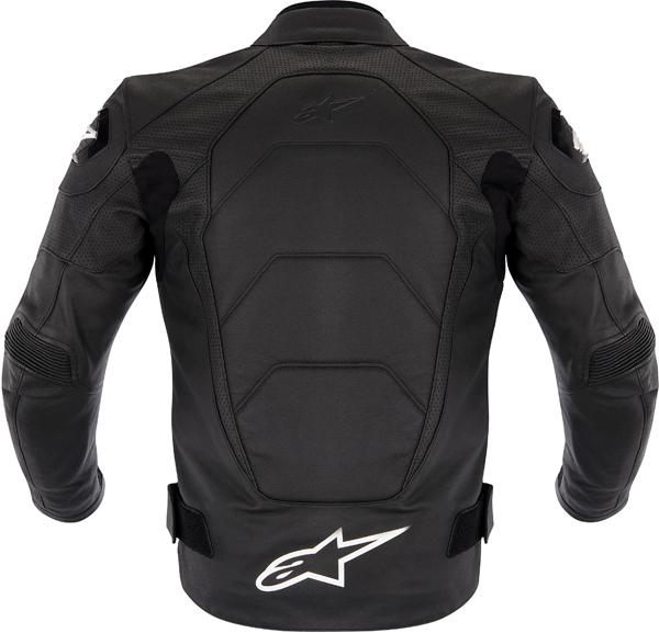 Alpinestars GP Plus Peforated leather jacket black