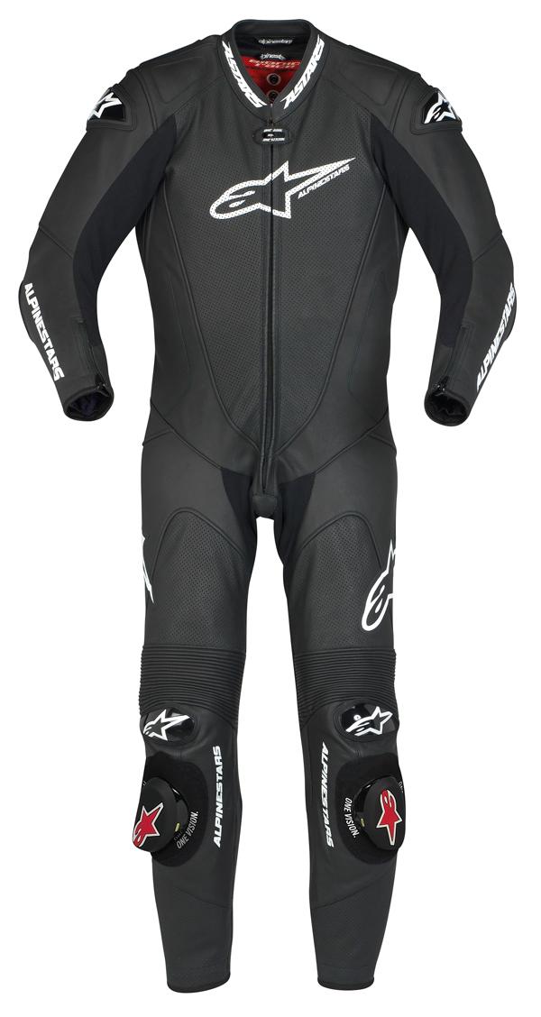 Alpinestars GP Pro leather suit black