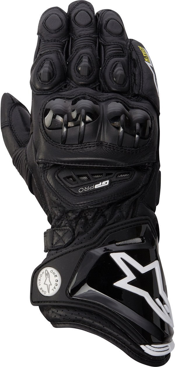 Alpinestars GP PRO gloves all black