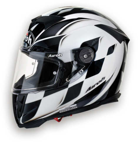 Airoh GP 500 DRIVE full face helmet Gloss White