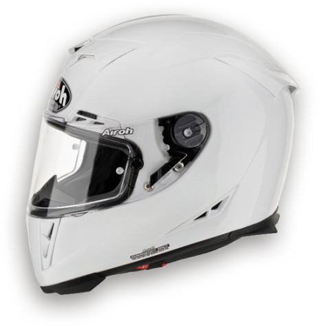 Airoh GP 500 Color white gloss full-face helmet