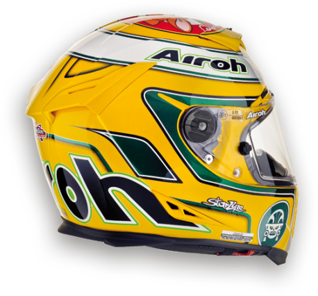 Airoh GP 500 Replica Corsi full-face helmet