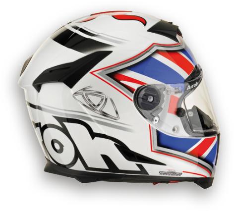 Casco moto Airoh GP 500 Replica Land