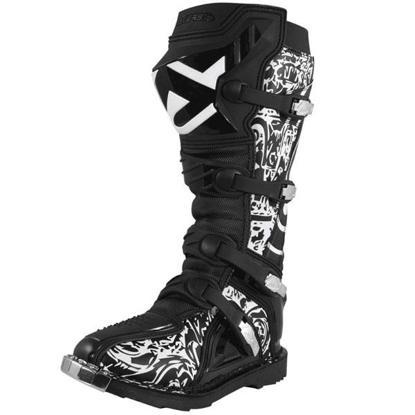 Acerbis Graffiti cross kid boots