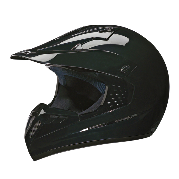 Casco moto cross Grex C1 One Nero