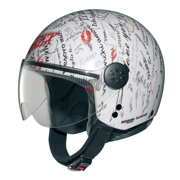 Grex DJ1 City jet helmet Artwork 114