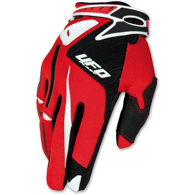 Guanti cross UFO Exus Gloves Rosso