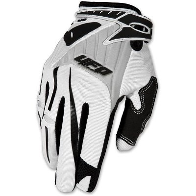 Guanti cross UFO Exus Gloves Bianco