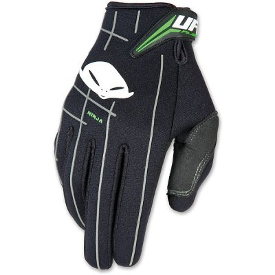 Guanti cross UFO Ninja Gloves Nero