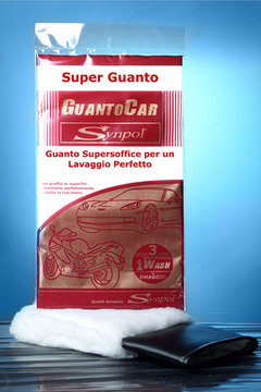 GUANTOCAR by Synpol, guanto supersoffice