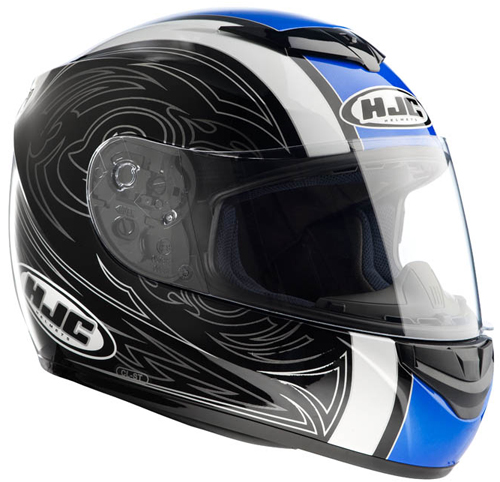 HJC CLST II Guardian MC2 full face helmet