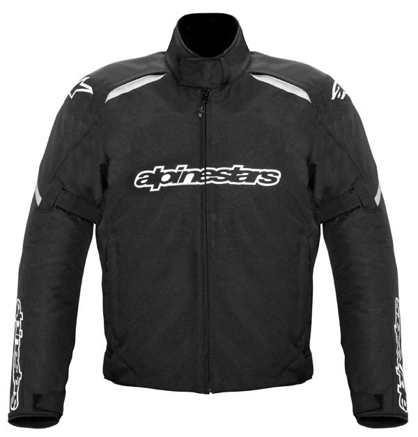 Giacca moto Alpinestars Gunner waterproof nera