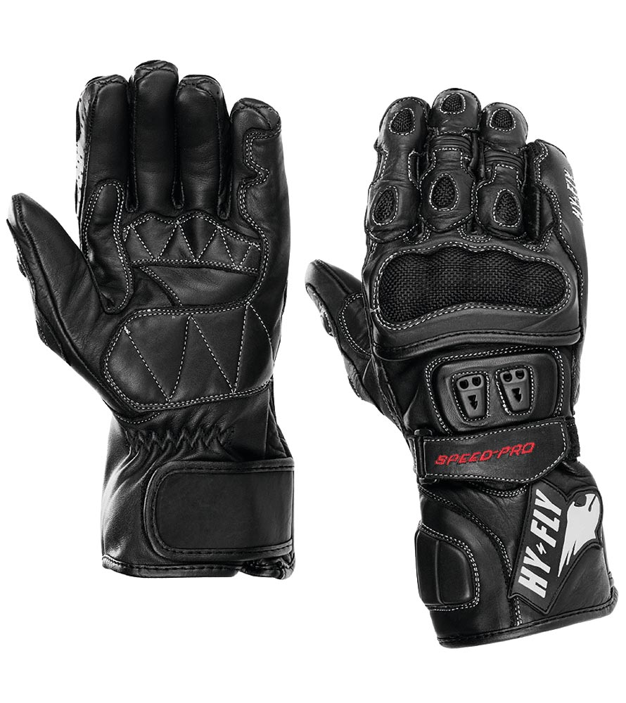 Motorcycle Gloves Pro Hy Fly Speed ??Black Color