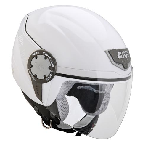Casco jet Givi 10.4 Bianco