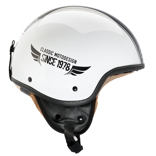 Easy-Jet Helmet Givi 10.9 J White Black