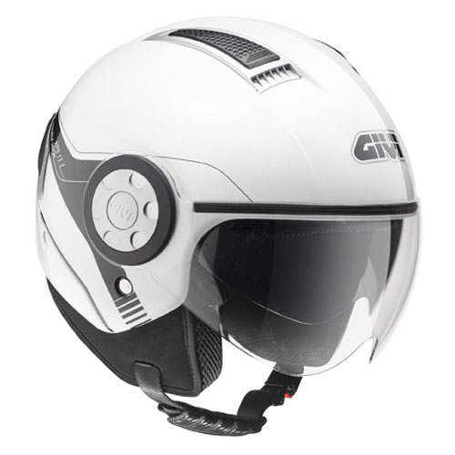 Givi 11.1 Jet Air Jet Helmet White