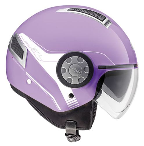 Casco jet Givi 11.1 Air Jet Viola