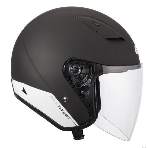 Givi 30.3 Tweet jet helmet matte Black