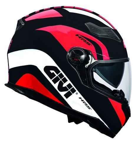 Givi 50.4 Sniper full face helmet Pista Black