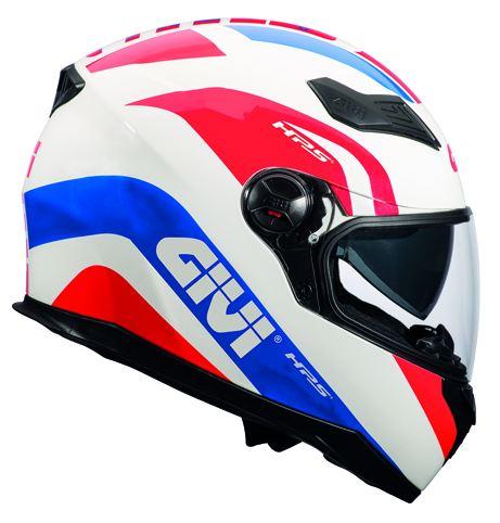 Givi 50.4 Sniper full face helmet Pista White