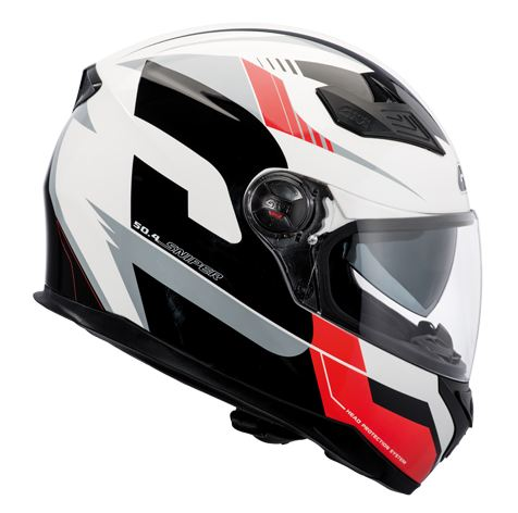 Givi 50.4 Sniper full face helmet Sport Red