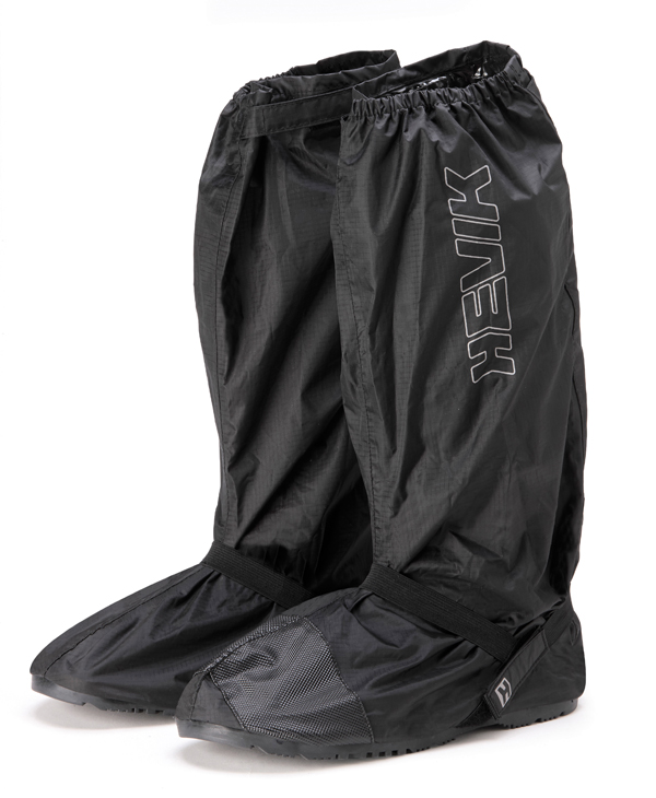 Waterproof Boot Covers Black Hevik