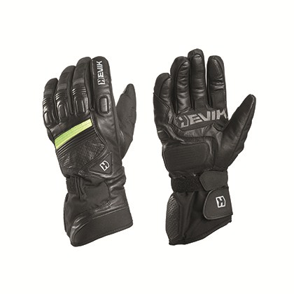 Hevik Stoccolma winter gloves Black Yellow