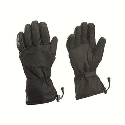 Hevik Oslo winter gloves Black