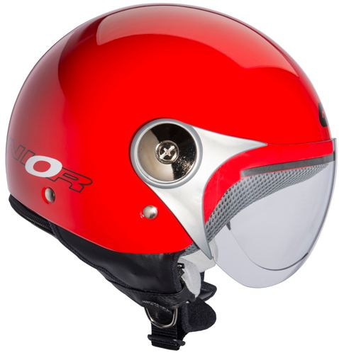 Jet helmet child Givi Junior 2 Red