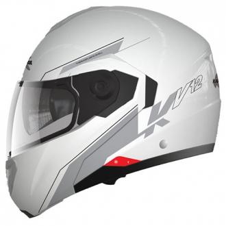 Modular helmet Kappa KV12 White