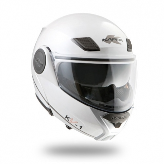 Kappa Modular Helmet kv1 white