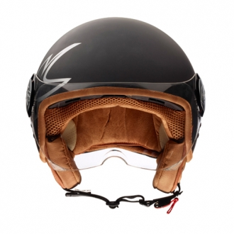 Kappa Demijet helmet matt black KV8