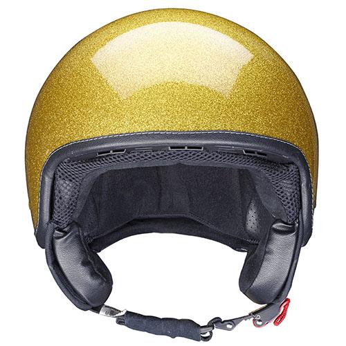 Kappa KV9 Varadero jet helmet Gold