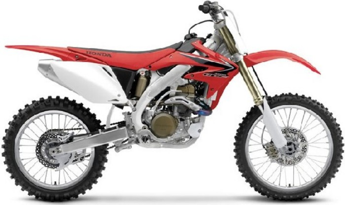 Kit plastiche moto Ufo Honda CRF 450cc 2013 ColOriginale