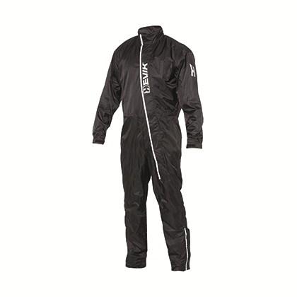Hevik Ultralight rainproof suit Black