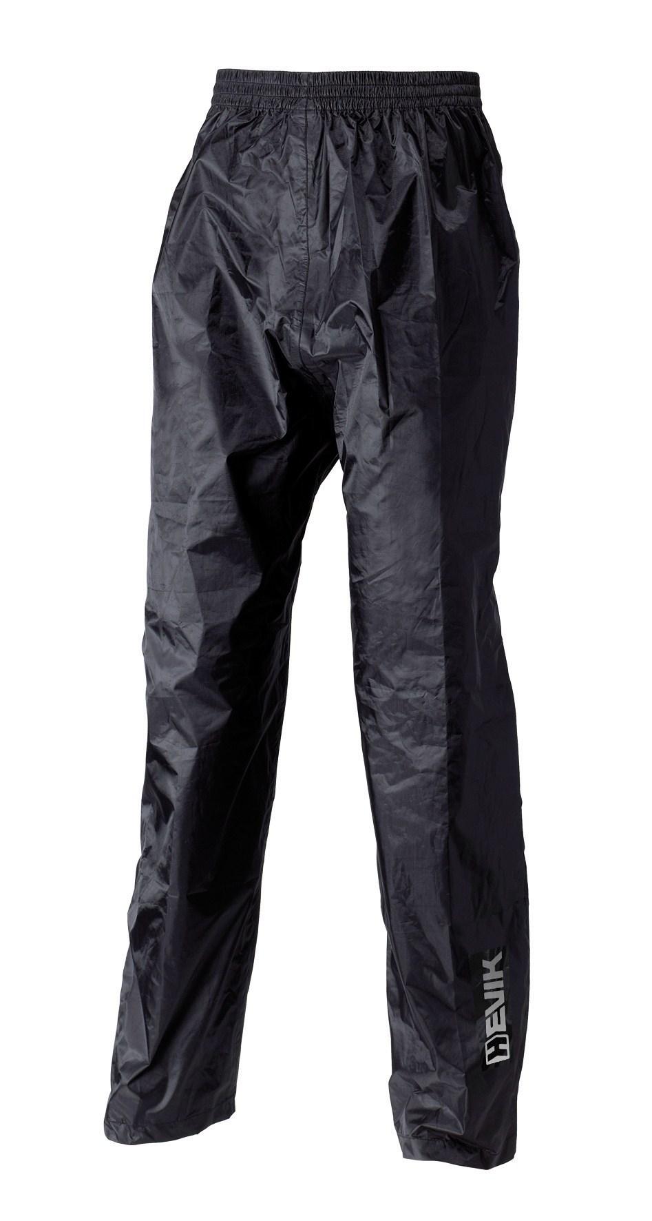 Pantaloni antipioggia Hevik Dry Light Rain Nero