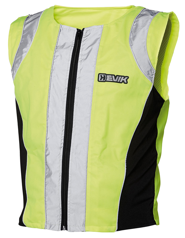 High visibility vests Hevik Theseus Neon Yellow