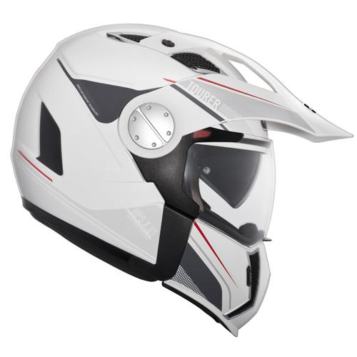 Modular helmet Givi X.01 Tourer White