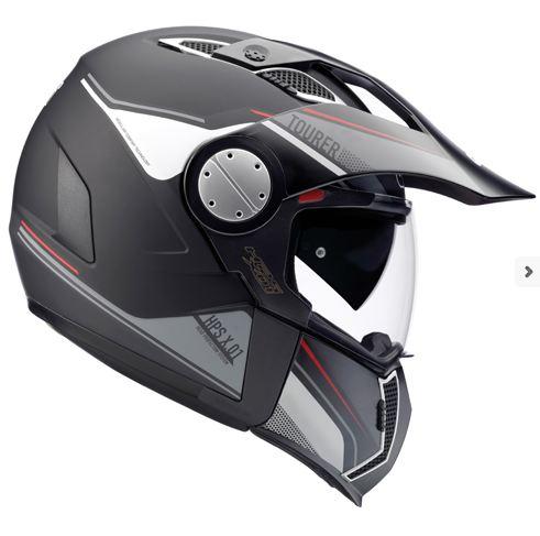 Modular helmet matte black Givi X.01 Tourer