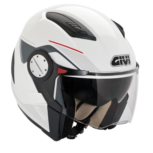 Modular helmet Givi X.01 Comfort White