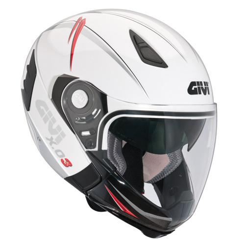 Casco modulare Givi X.03 Crossover Bianco
