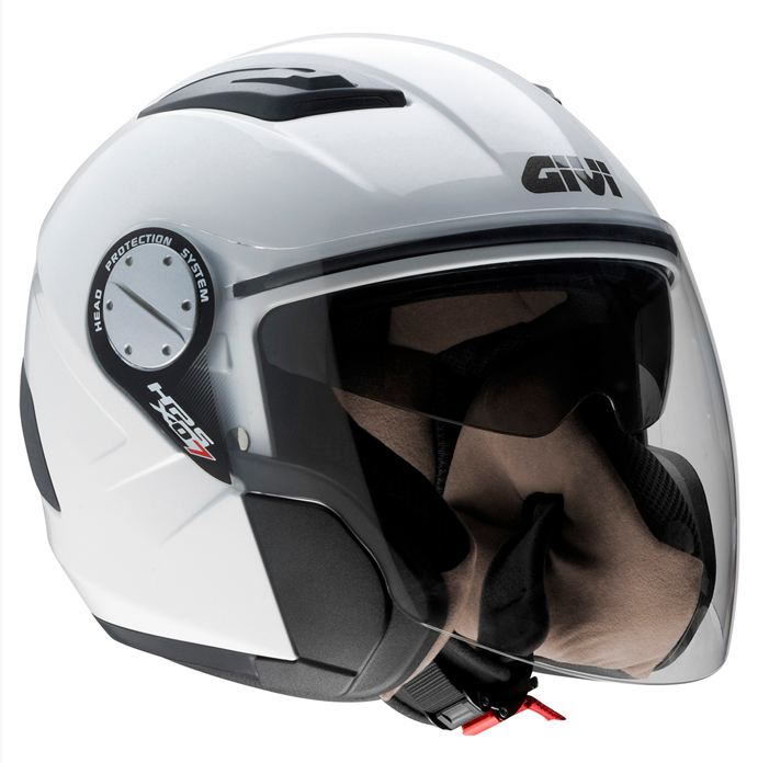 Jet Helmet Givi X.07 Comfort-J White