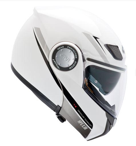 Casco modulare Givi X.08 X-Modular Bianco