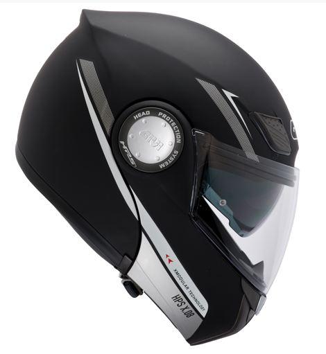 Givi X.08 modular helmet X-Modular Matte Black