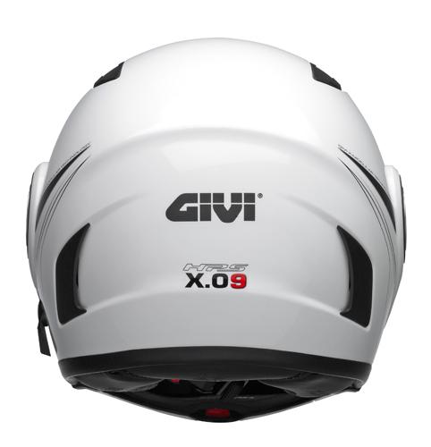 Casco modulare Givi X.09 Modular Bianco